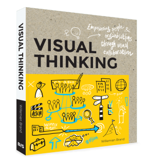 Cover boek Visual Thinking