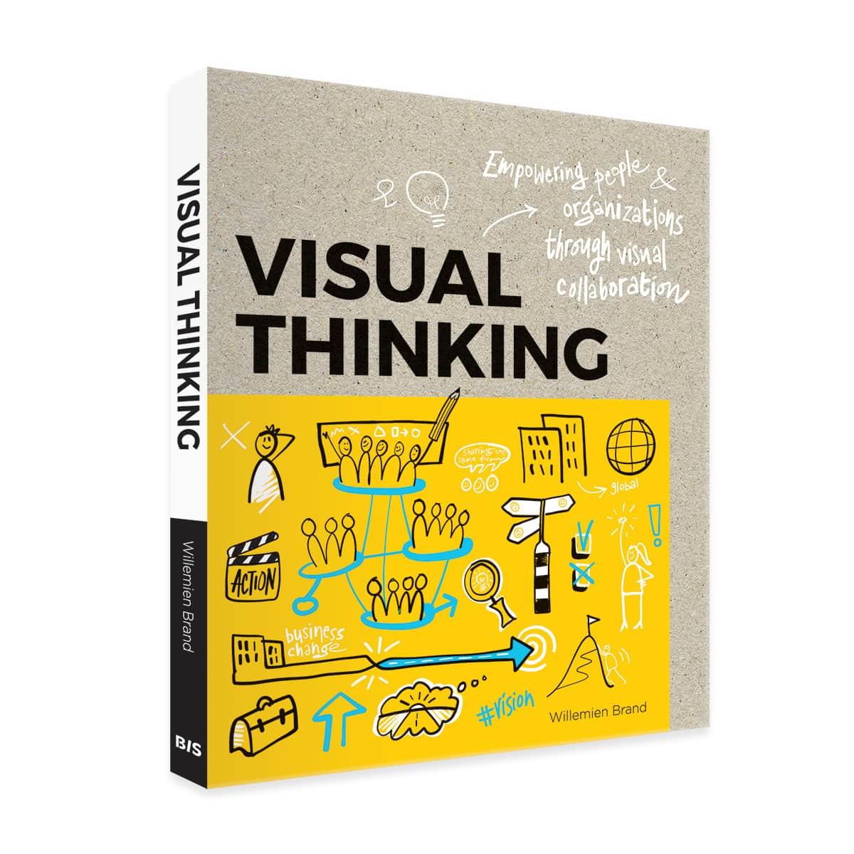 Cover van het boek Visual Thinking